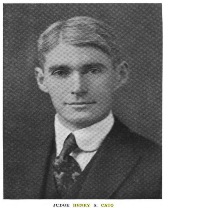 Henry S. Cato