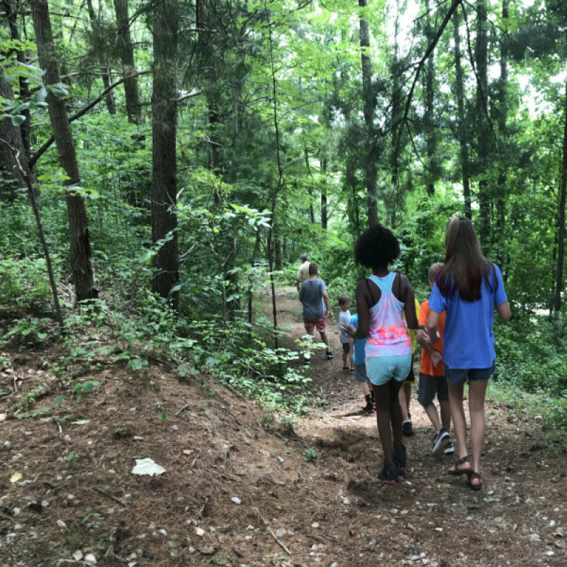 Hiking fun on the Cato trails