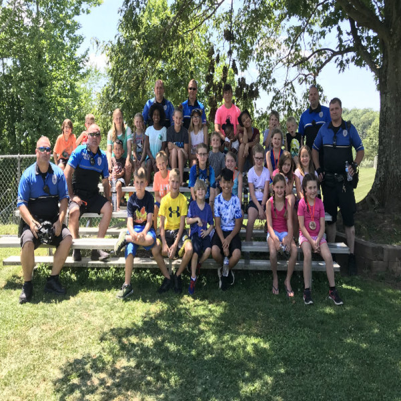 Walk with a Cop- with CPD 2018