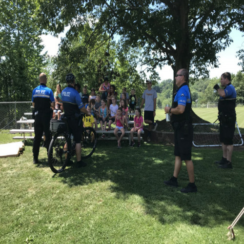 Walk with a Cop- with CPD