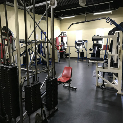 Weight Room (part 2)