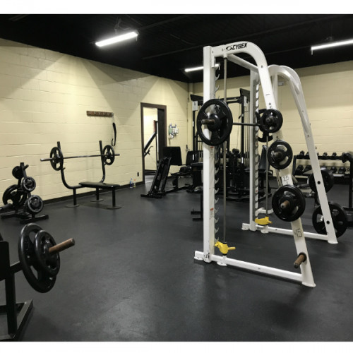 Weight Room (part 1)